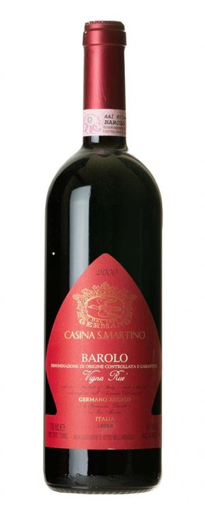 2000 Barolo Germano Angelo