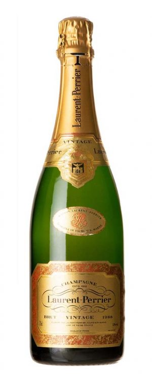 1988 Champagne Laurent Perrier