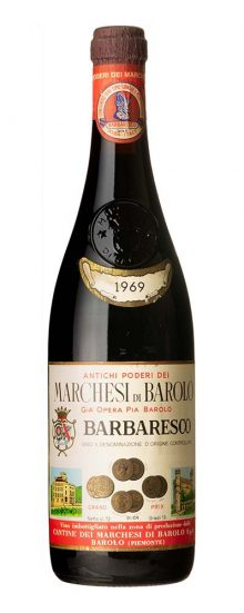 Marchesi di Barolo, Barbaresco