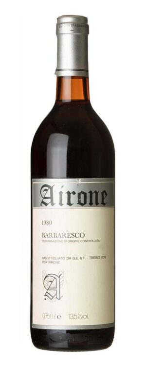 1980 Barbaresco Per Airone