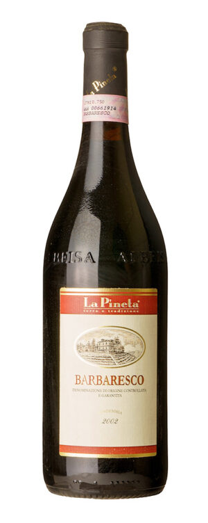2002 Barbaresco La Pineta